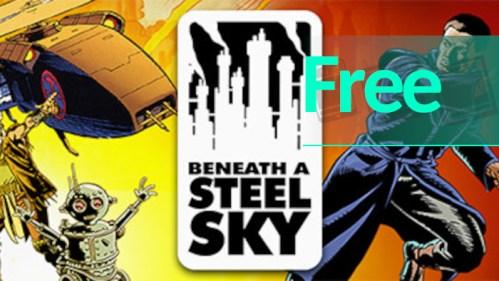 Beneath a Steel Sky Steam