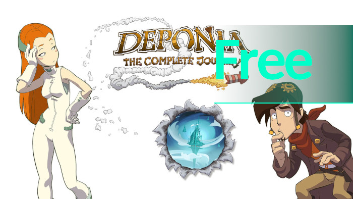 Deponia The Complete Journey – Epic Games Store