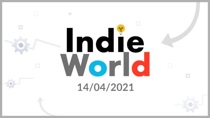 Nintendo Indie World 14-04-2021