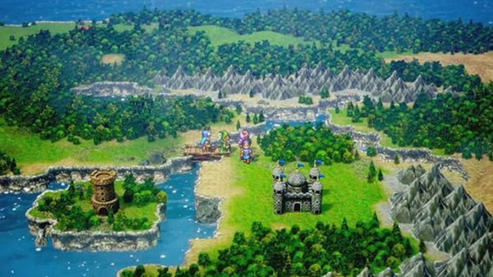Annunciato Dragon Quest III HD-2D Remake