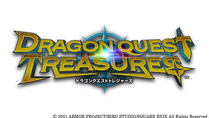 I Personaggi di Dragon Quest Treasures