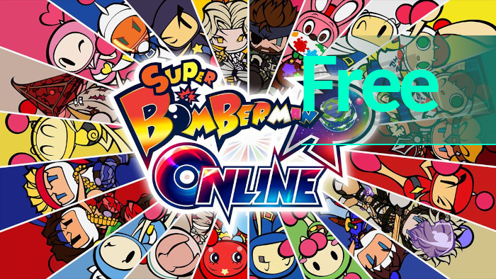 Super Bomberman R Online – Nintendo Switch – Steam
