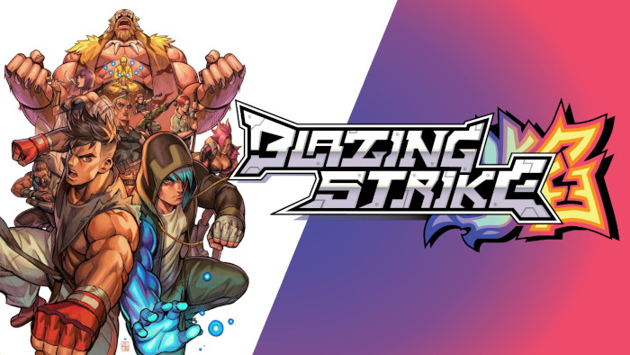 Blazing Strike Debutterà nel 2022