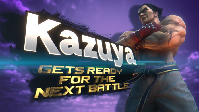 Kazuya Mishima Arriva su Super Smash Bros. Ultimate