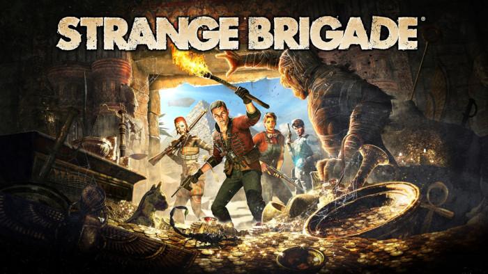 Strange Brigade Disponibile su Nintendo Switch