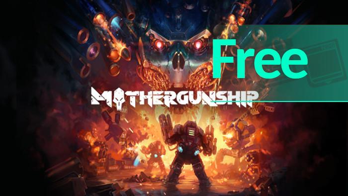 Mothergunship – Epic Games Store