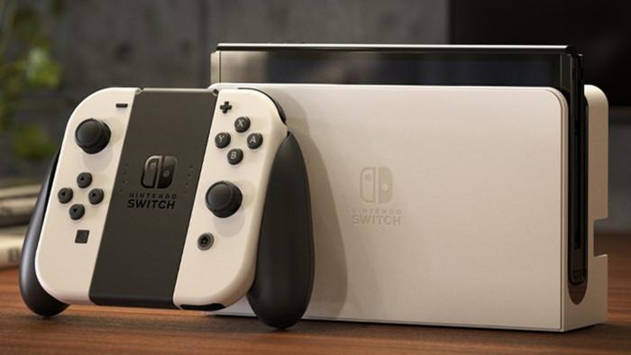 Joy-Con migliorati in Nintendo Switch OLED