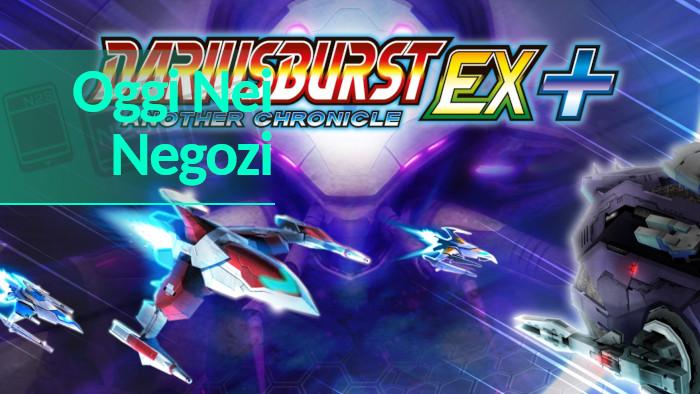 Oggi nei Negozi: Dariusburst Another Chronicle EX+