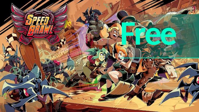 Speed Brawl – Epic Games Store