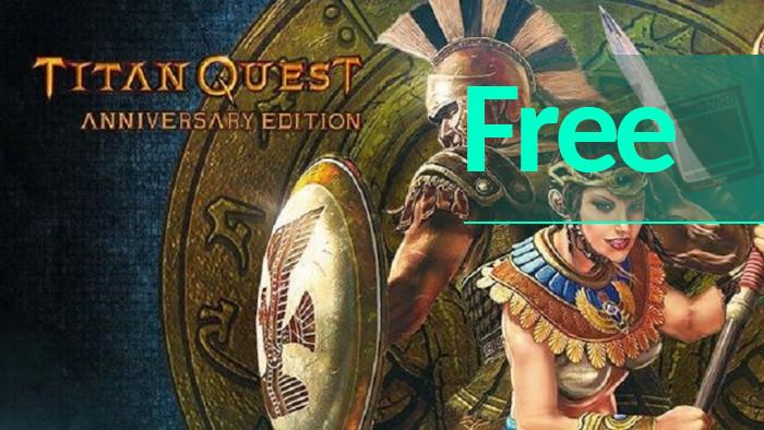Titan Quest Anniversary Edition – Steam