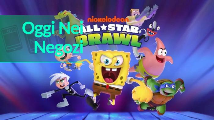 Oggi nei Negozi: Nickelodeon All-Star Brawl