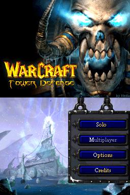 Warcraft Tower Defence