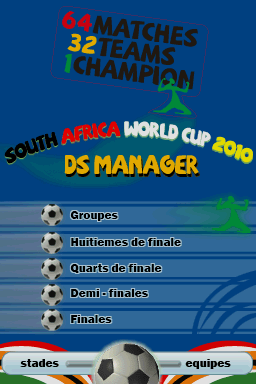 south africa world cup manager 2010