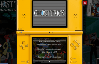 Ghost trick demo