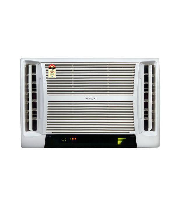 Hitachi 1 5 Ton Star Summer Qc Rav518hud Window Air Conditioner