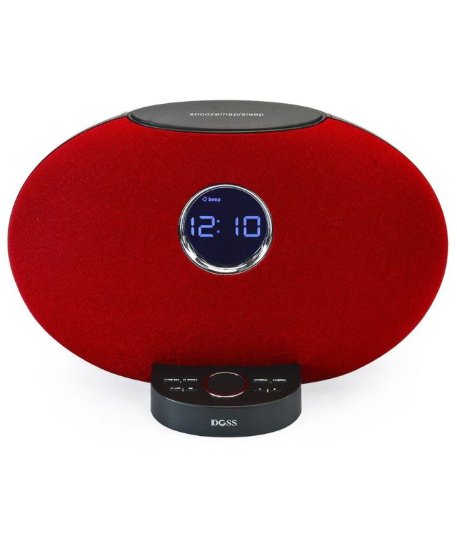 Doss Alarm Clock Mp3 Player With Fm