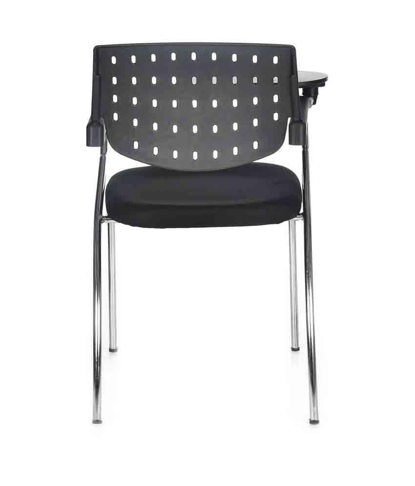 nilkamal study medium back writing chair - buy nilkamal