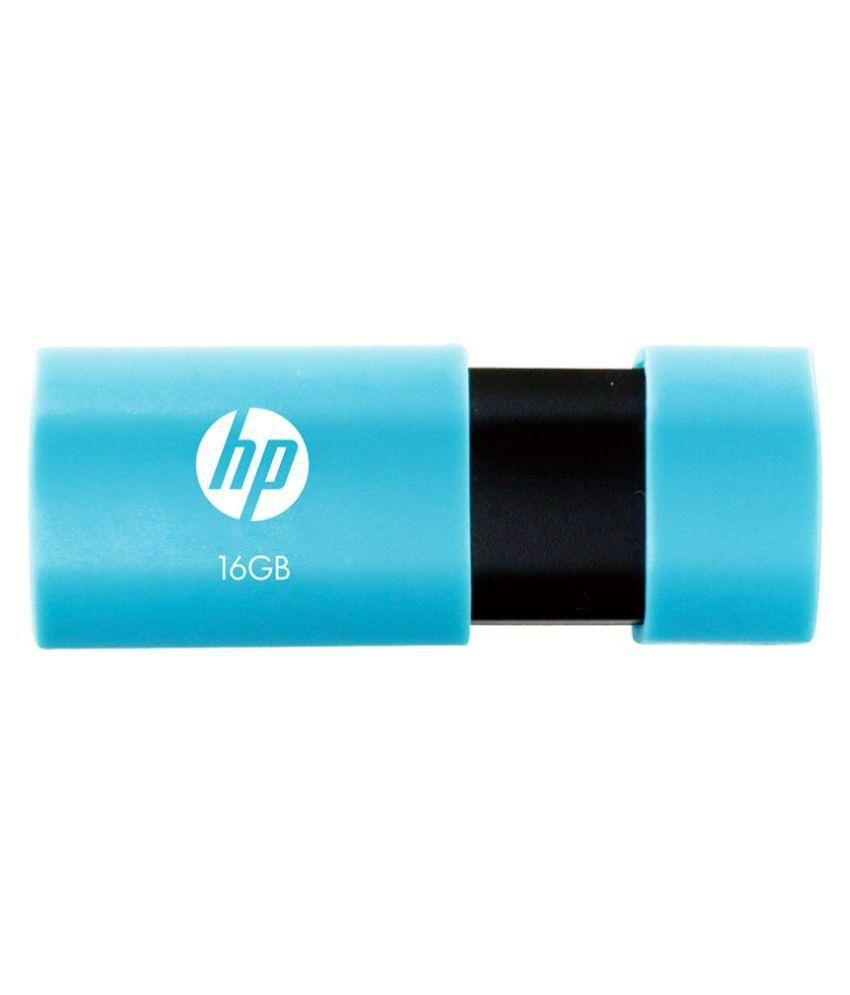 HP V152W 152W 16GB USB 2.0 Utility Pendrive