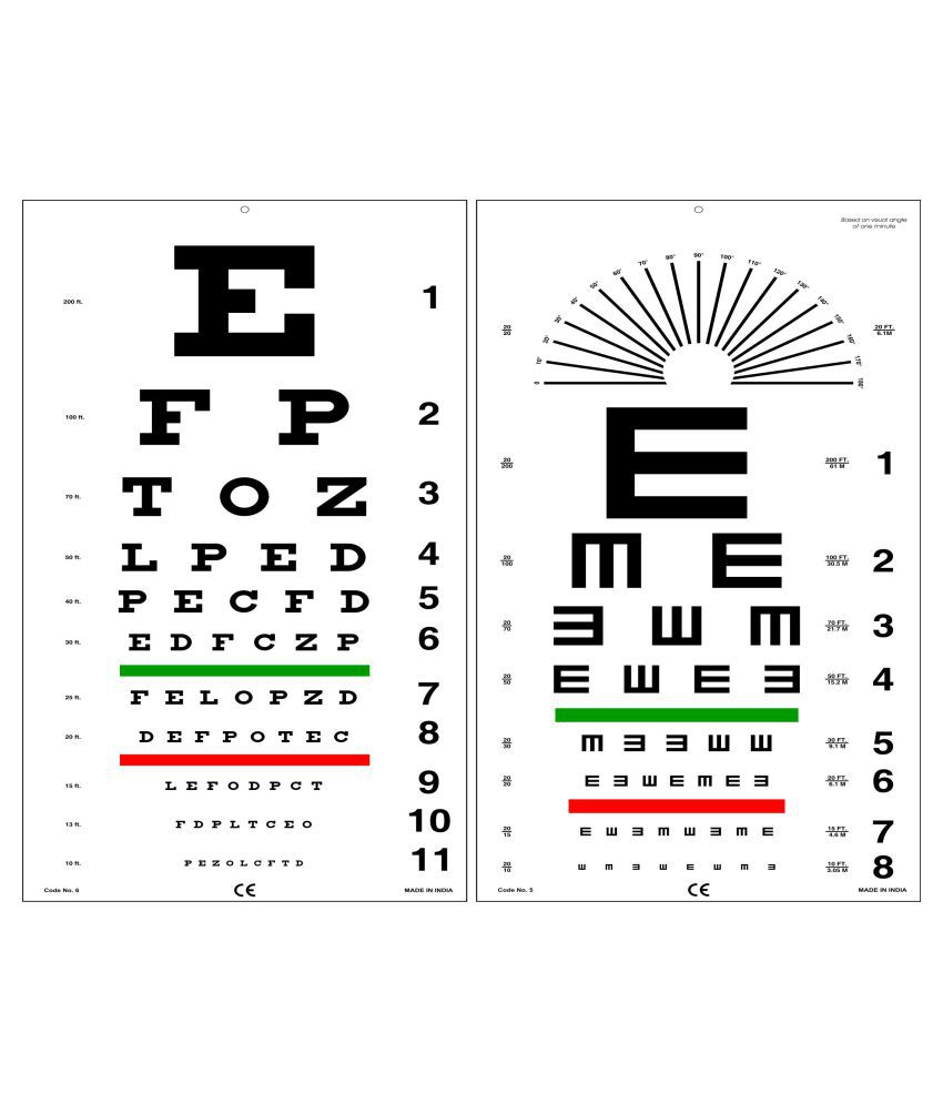 Snellen eye chart printable free decorativestyle typical eye chart gallery free any examples nvjuhfo Images