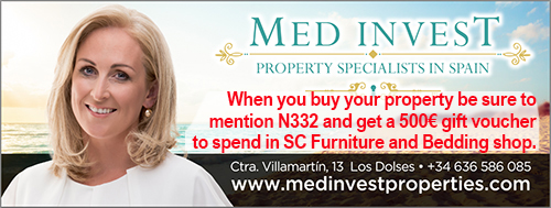 Looking for property in the Torrevieja, Orihuela and surrounding area?