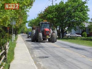 Overtaking Tractors 1