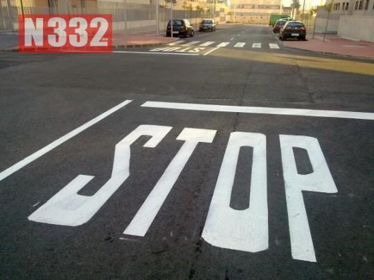 0105 Road Markings
