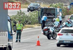 Man Killed in Motorway Hit and Run