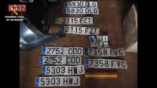 20150518 - Luxury Vehicle Gang Arrested 2