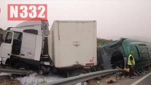 Italian Tourists Injured in Coach Crash