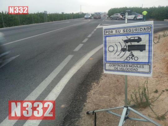 Radar-Sign