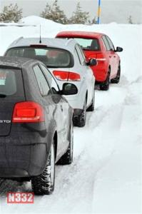 Winter Tyre Sales Expected to Increase
