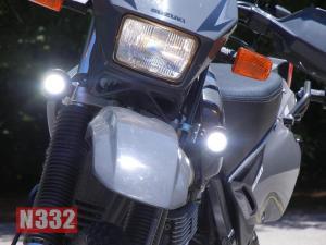 Daytime Running Lights on Motorbikes