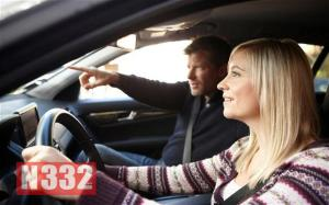 Women Safer Drivers – When Assisted by Men