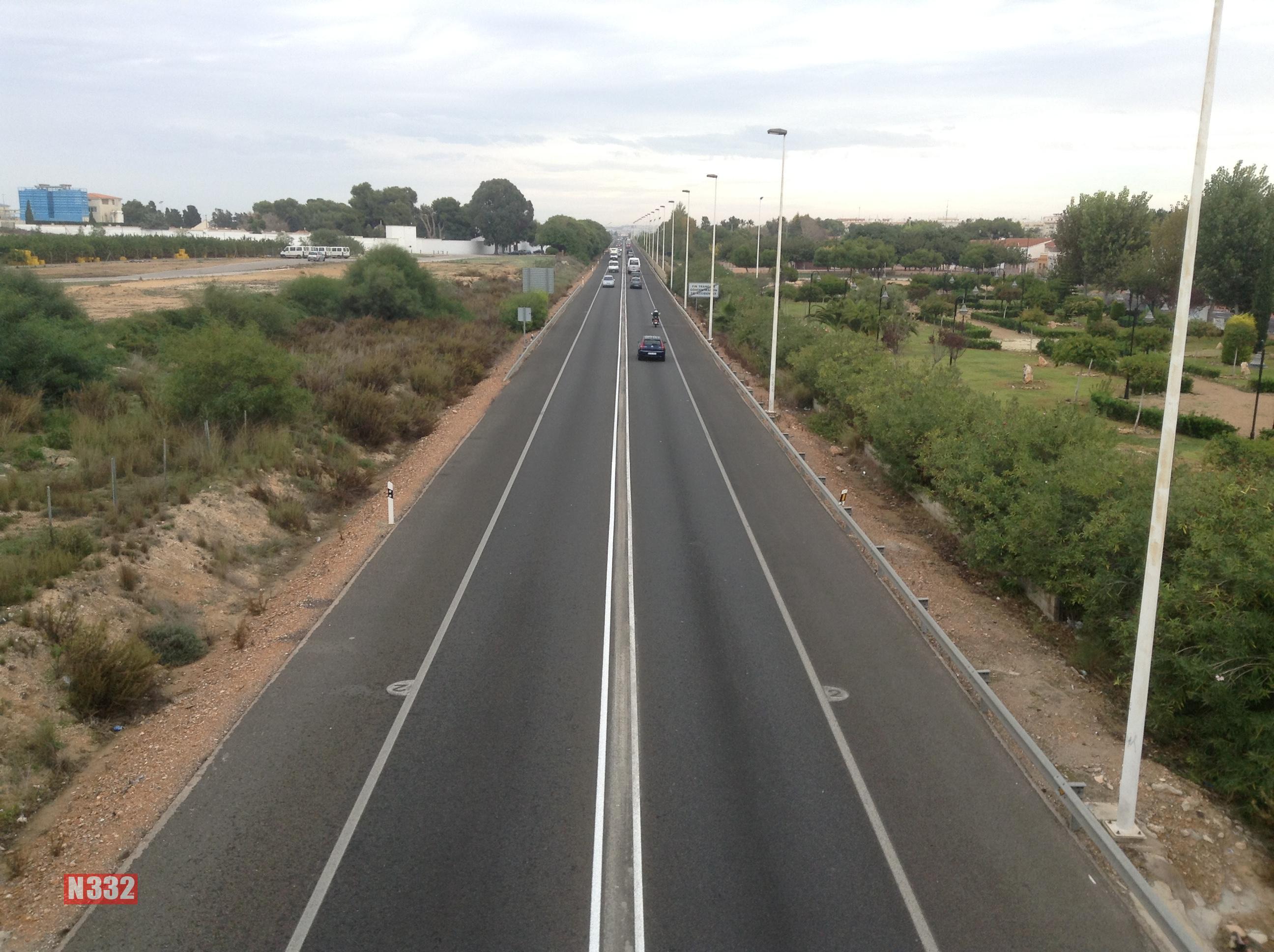 Road Markings and Lines | | N332 es - Driving In Spain