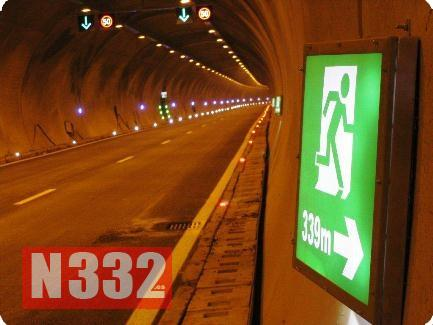 Tunnels and Undrepasses 4