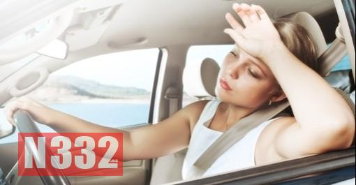 Keep Cool Whilst Driving