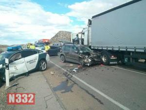 Traffic Officers Injured in Pursuit Crash