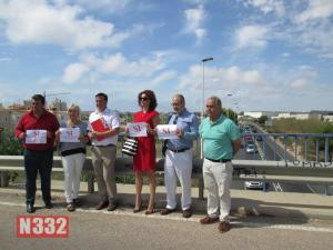 Political Pressure for N-332 Widening at Torrevieja