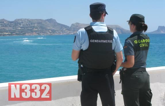 European Police Patrolling in Spain Once Again