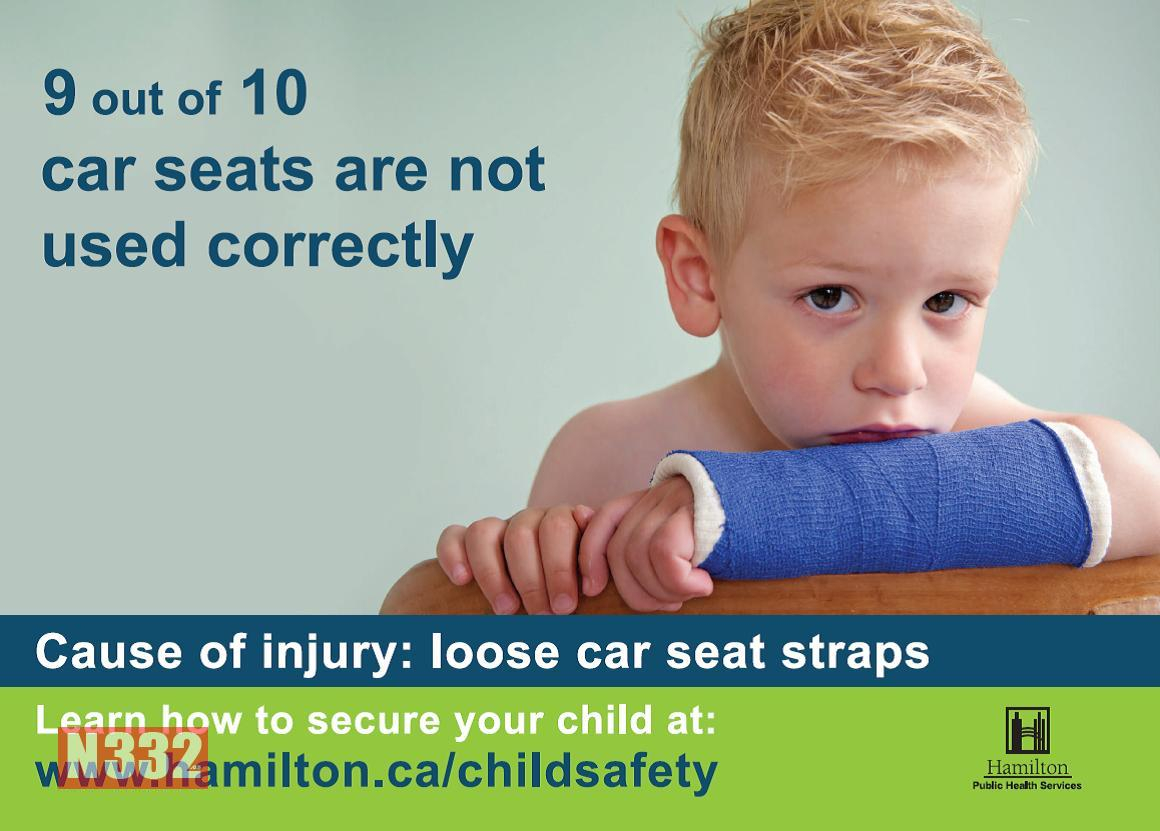 Child Seats and Children in Cars