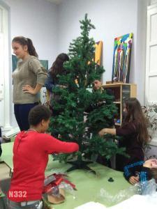 Christmas Comes to Cartagena