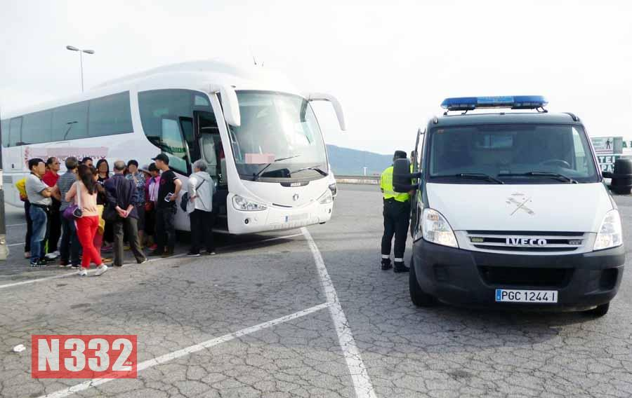 Coach Driver Arrested Six Times over the Limit