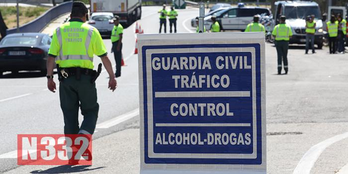 Increase in Alcohol and Drugs Checkpoints
