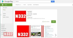 Have N332 on your Android Device