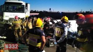 At Least 4 Killed in Murcia Motorway Pileup