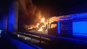 Truck Driver in Lucky Blaze Escape