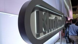 Logo de Nintendo en el E3 2011