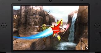 Smash Bros para 3DS