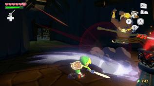 Link en combate
