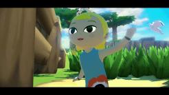 La hermana de Link no tiene nada mejor que hacer....